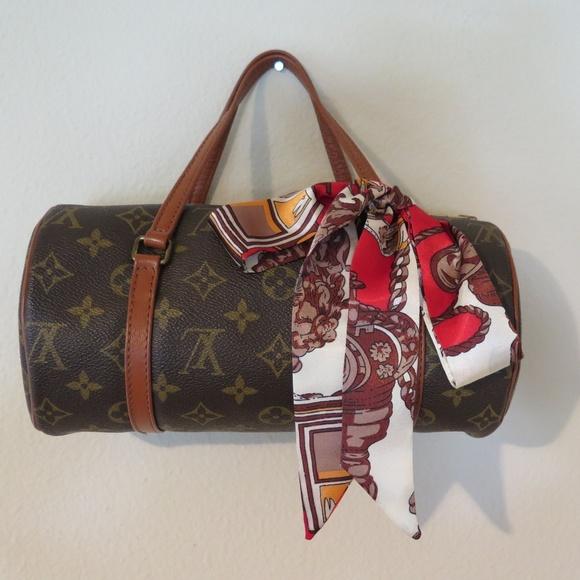 90bd1985589b Louis Vuitton Handbags - Authentic Louis Vuitton Papillon 26 Vtg EUC